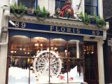 ロンドンのクリスマス・イルミネーション2014
