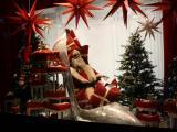 セルフリッジズのクリスマス・ディスプレイ