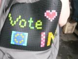 Vote IN(残留に一票)