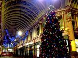 ロンドンのクリスマス・イルミネーション