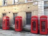 ロンドンのちょっとした風景