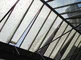 ティールームの屋根