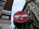 ロンドンで見かけたちょっと奇妙なもの