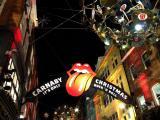 ロンドンのクリスマス・イルミネーション2012