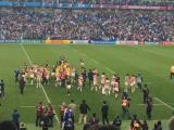 日本代表、歴史的な勝利!南アフリカ 32-34 日本