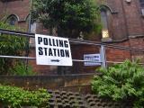 ハイゲートの投票所