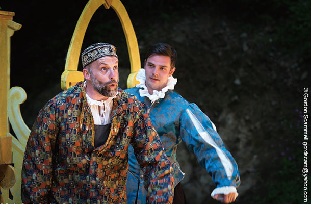 Open Air Theatre: The Merchant of Venice
