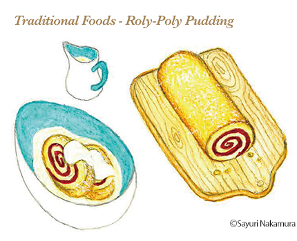 Roly-Poly Pudding