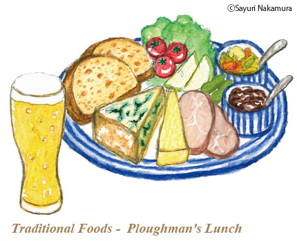 Ploughman's Lunch