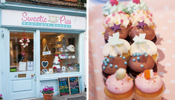 Sweetie Pies Boutique Bakery