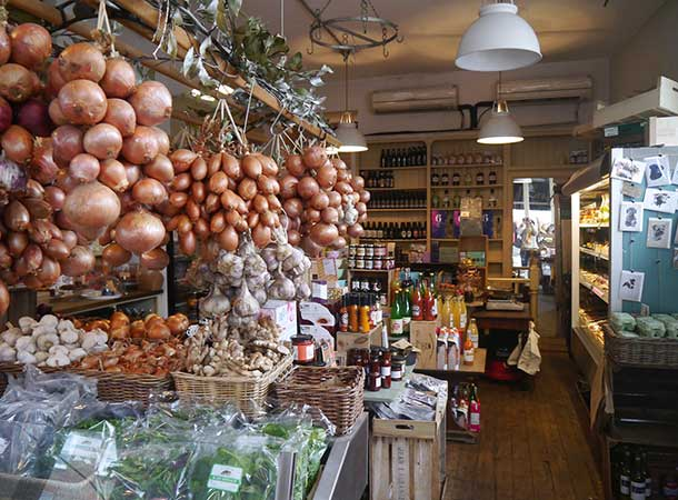 Franklins Farm Shop