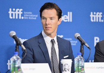 benedict cumberbatch expecting child