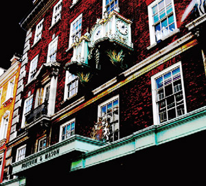 Fortnum and Maso