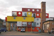 Trinity Buoy Wharf / Container City