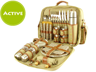 Concept Safari Picnic Bag