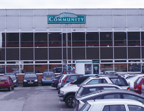 Community Foods Ltd