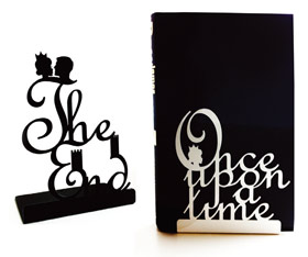 Once Upon a Time Fairytale Bookends