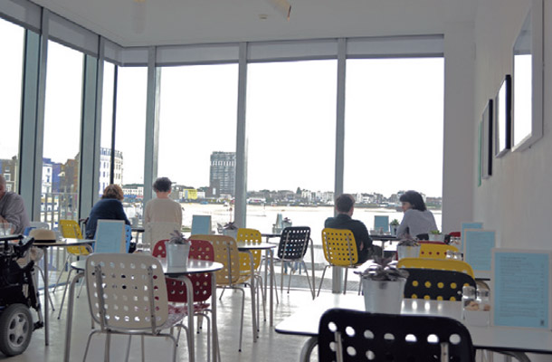 Turner Contemporary Cafe