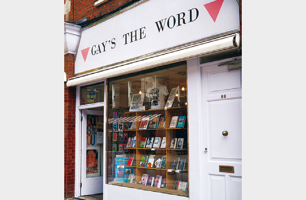Gay's The Word